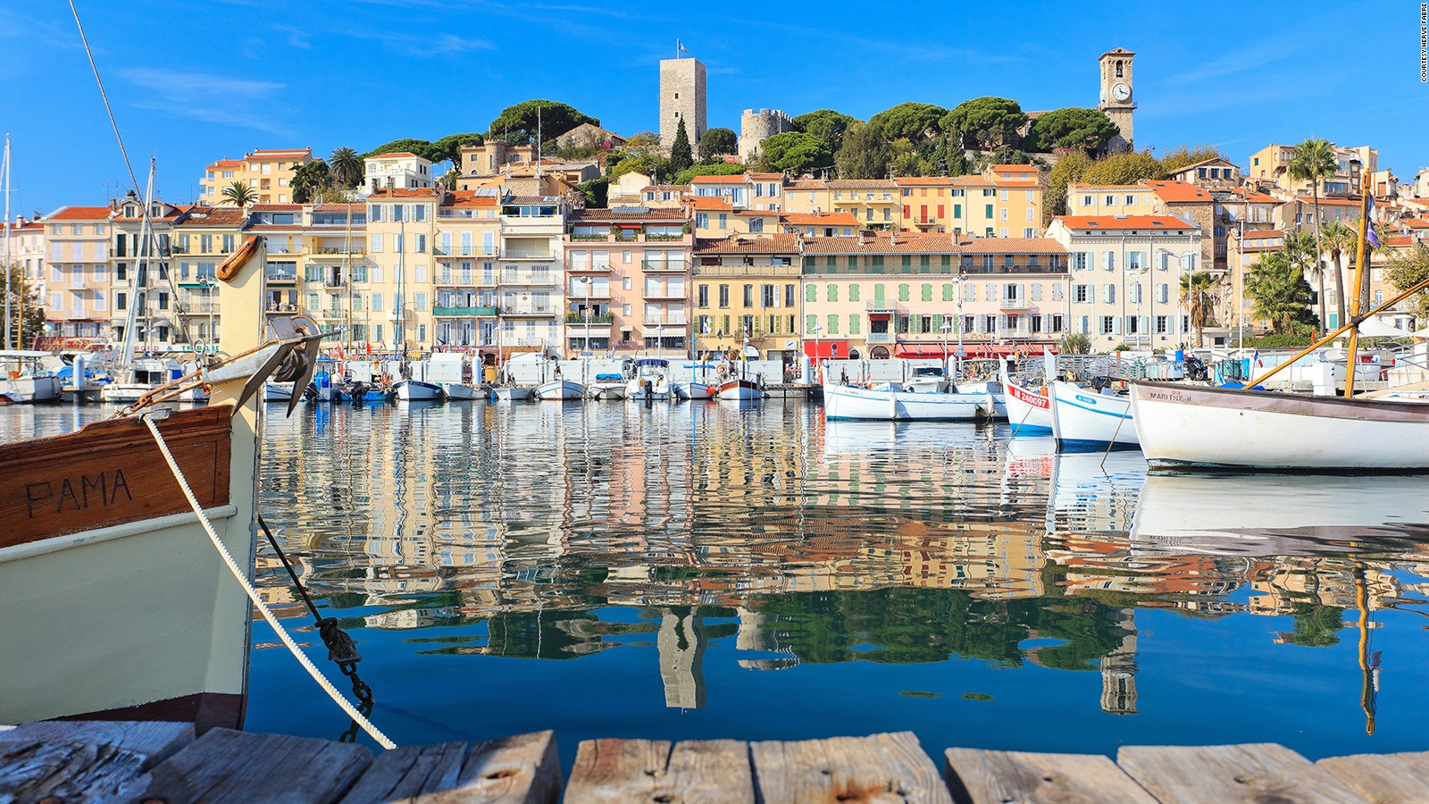 Guide to Cannes: Famous for its red-carpet events, this French Riviera city has turquoise waters, sandy beaches and old-town charm