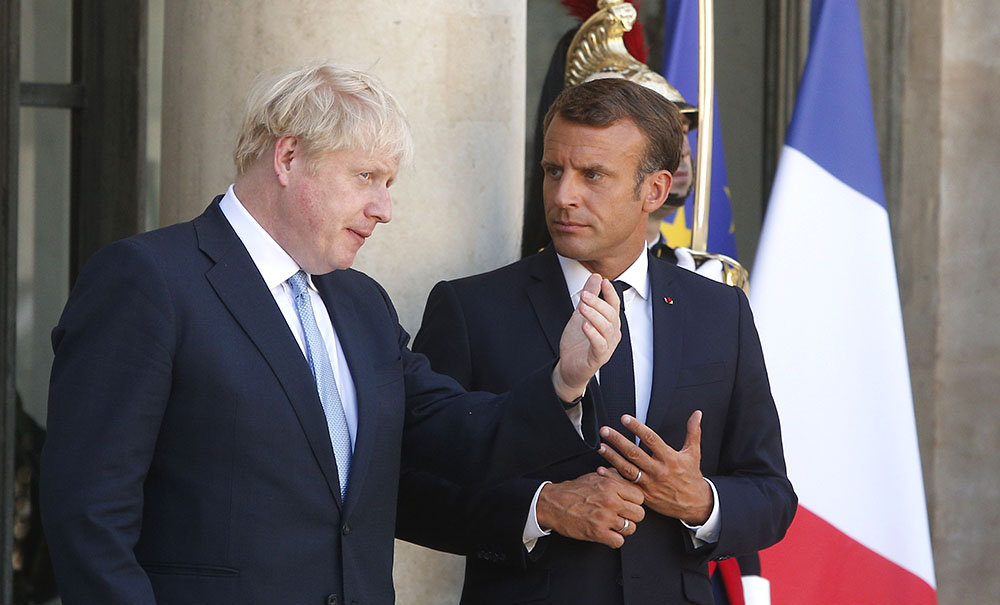 France to open Brexit deal residency cards website