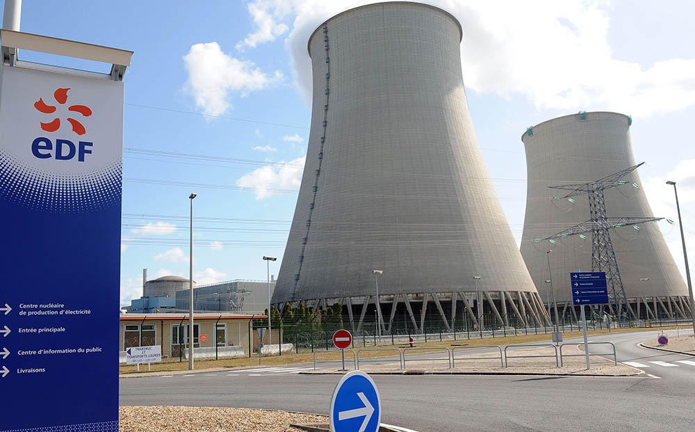 France to shut down oldest nuclear plant in energy re-planning drive