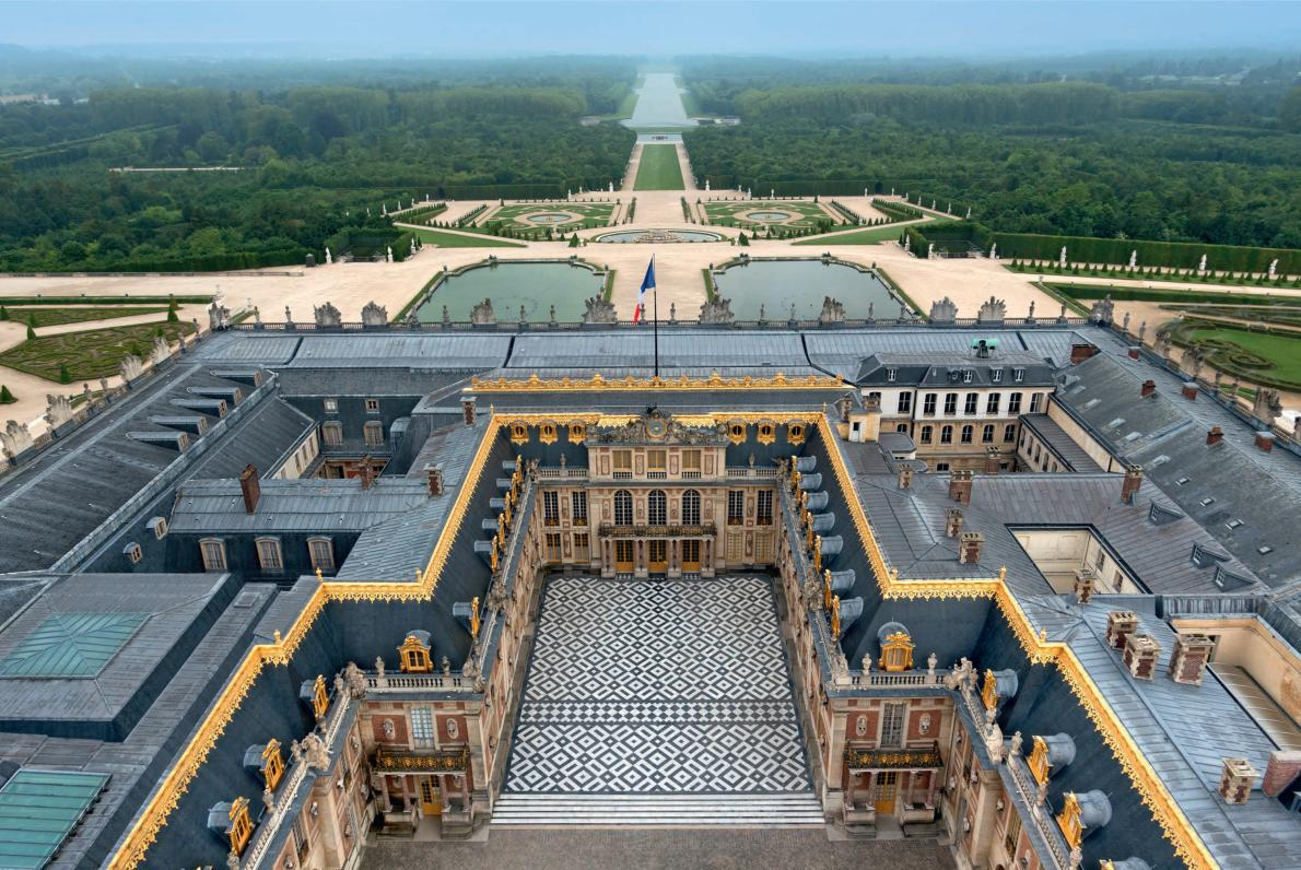 Versailles: The Great and Hidden Splendors of the Sun King's Palace. Get an unprecedented look inside France's remarkable royal château