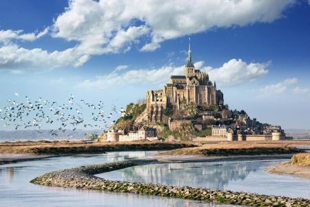 landmark, Le Mont Saint-Michel